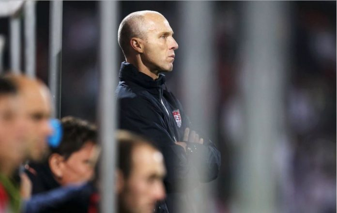 Bob Bradley becomes the first American to manage a Premier League club.