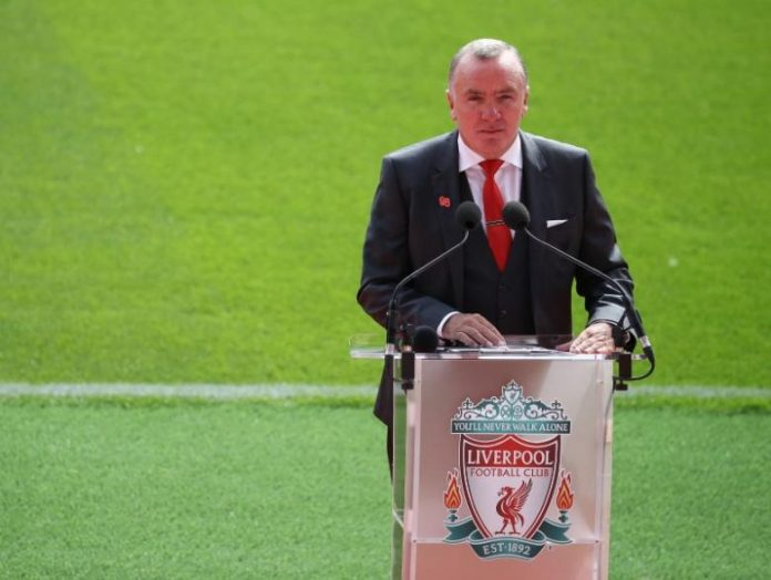 Liverpool's CEO Ian Ayre doesn't believe Anfield Road expansion is a smart move.