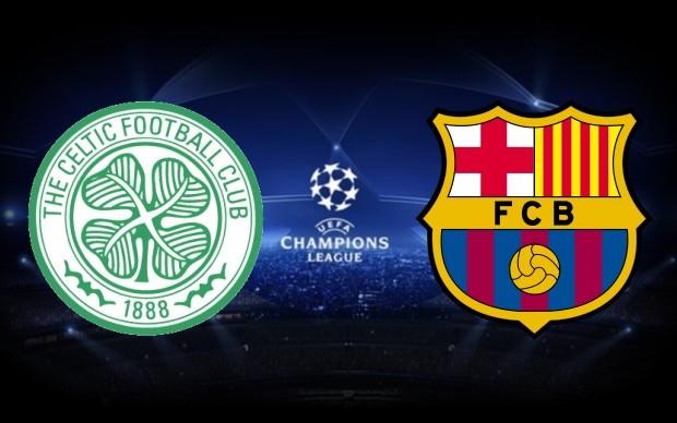 Barcelona Vs Celtic Live Stream