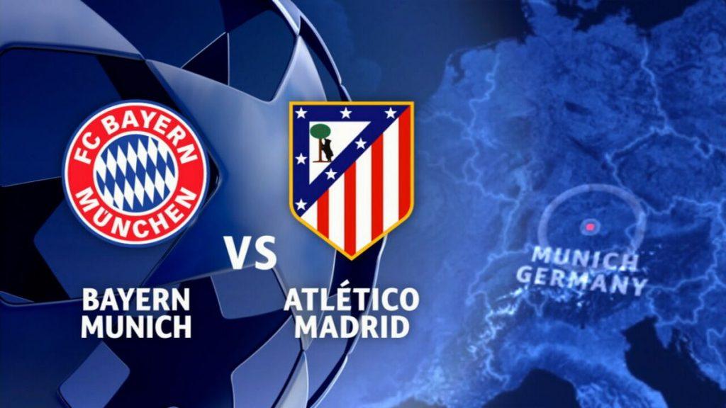 Atletico Bayern Live Stream