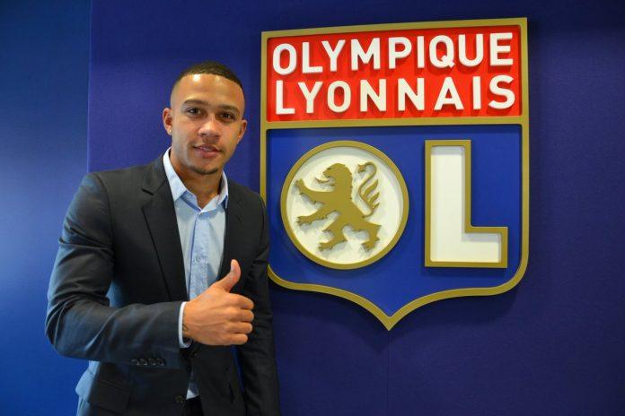 Depay Lyon