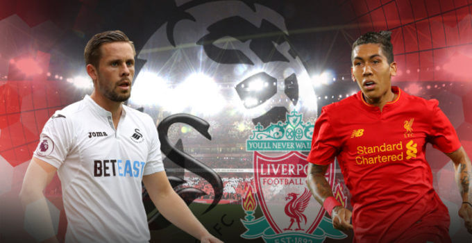 Liverpool vs Swansea