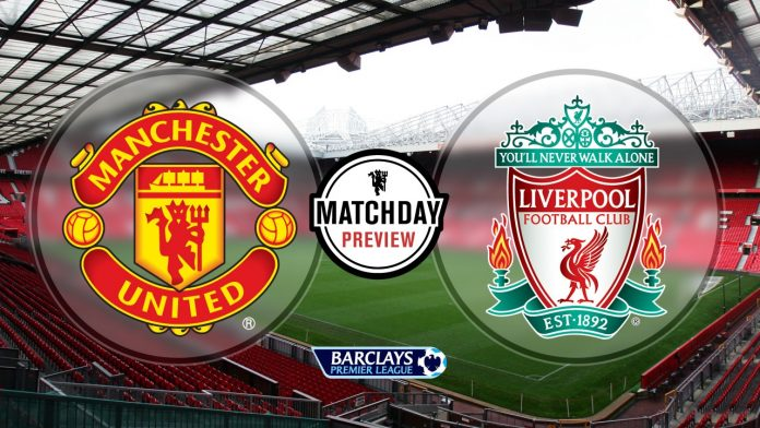 Manchester United Vs Liverpool Live