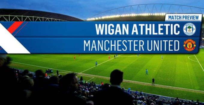 Manchester United vs Wigan