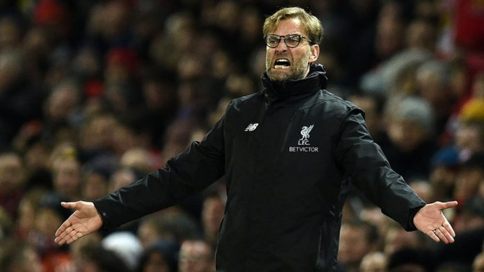 Liverpool have lost seven of the last nine available points.