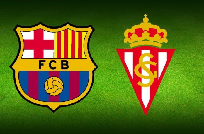 Barcelona Sporting Gijon