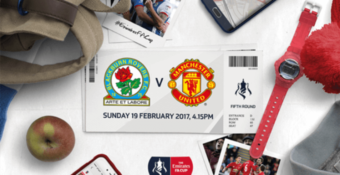 Blackburn vs Manchester United