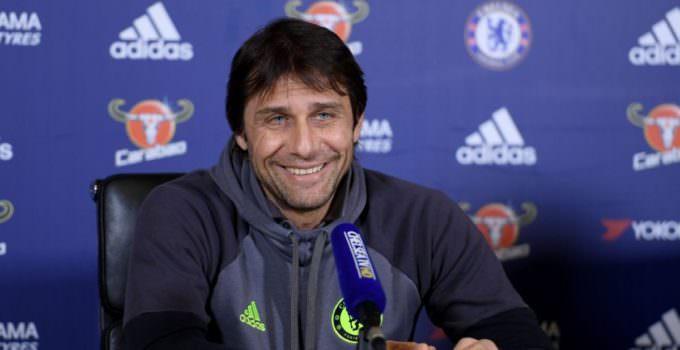 Conte press conference