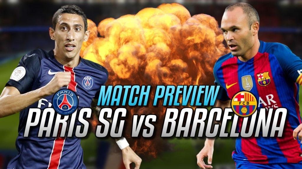 PSG vs Barcelona Prediction, Betting Tips, Preview & Live ...