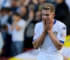 MIDDLESBROUGH, ENGLAND - SEPTEMBER 27:  Leeds United's Charlie Taylor looks dejected after leeds conceed the 2nd goal during the Sky Bet Championship match between Middlesbrough and Leeds United at the Riverside on September 27, 2015 in Middlesbrough, England.  (Photo by Richard Sellers/Getty Images)