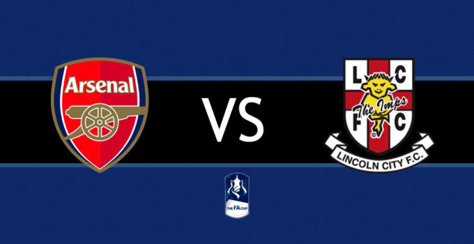 Arsenal vs Lincoln