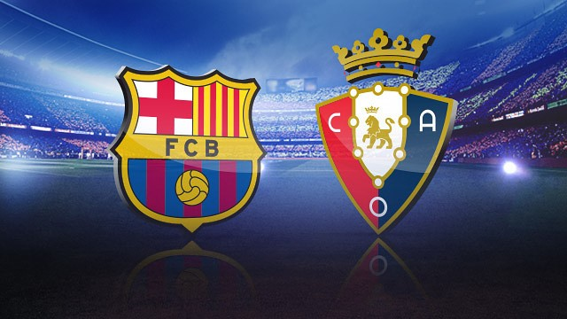 Image Result For Barcelona Vs Osasuna