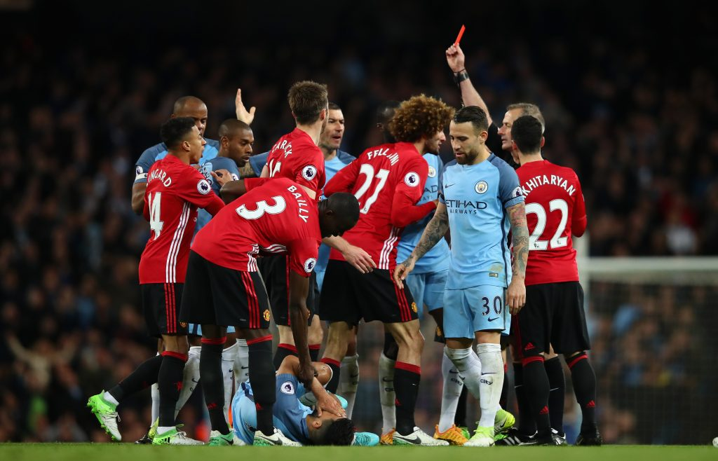 Manchester City v Manchester United (Photo by Clive Brunskill/Getty Images)