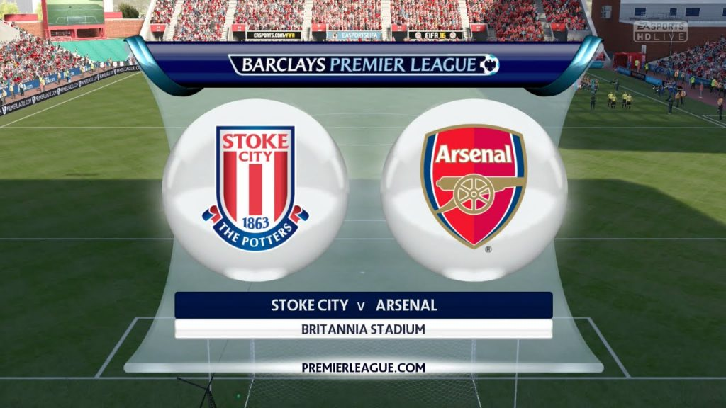 Stoke v arsenal betting preview online cricket ipl betting tips