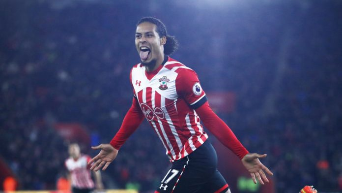Liverpool Close To Signing Virgil Van Dijk In January