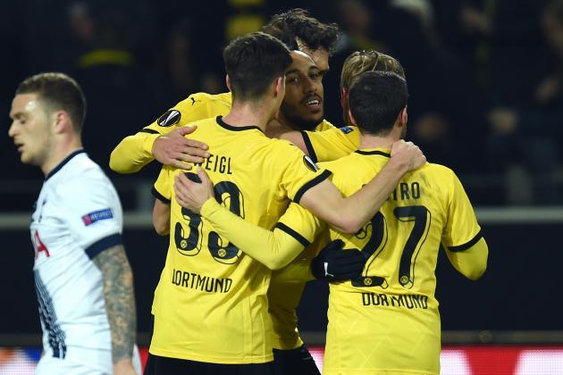 Dortmund vs Tottenham