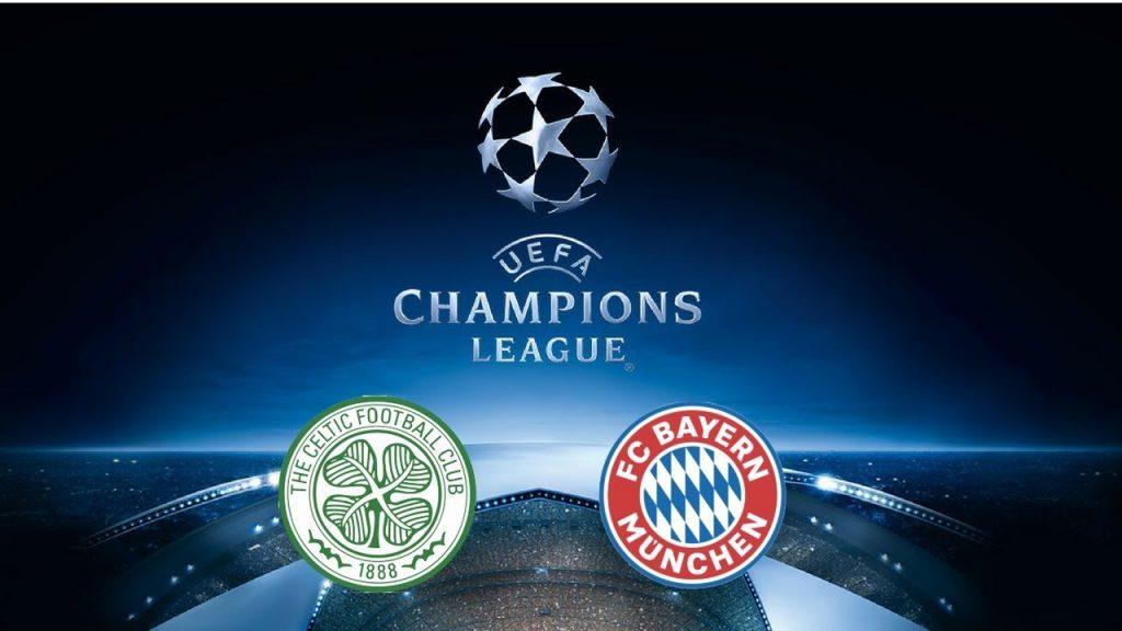 Celtic Bayern Stream