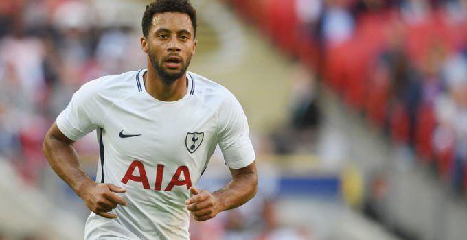 Tottenham Hotspur midfielder Mousa Dembele