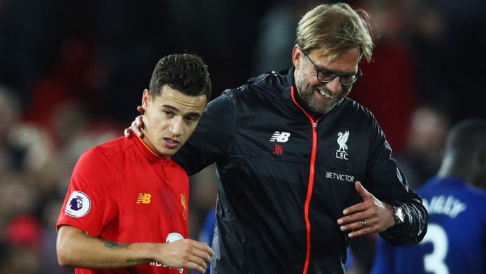 'I Wouldn't Mind Seeing Coutinho Back At Liverpool'