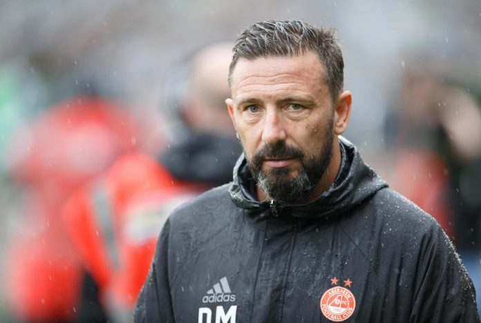 Derek McInnes names which Celtic player 'could play in the Premier