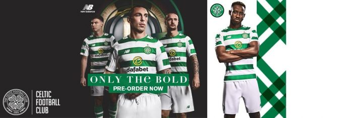 9aa1999e4 Celtic fans react to their 2018/19 home kit on Twitter | Sportslens