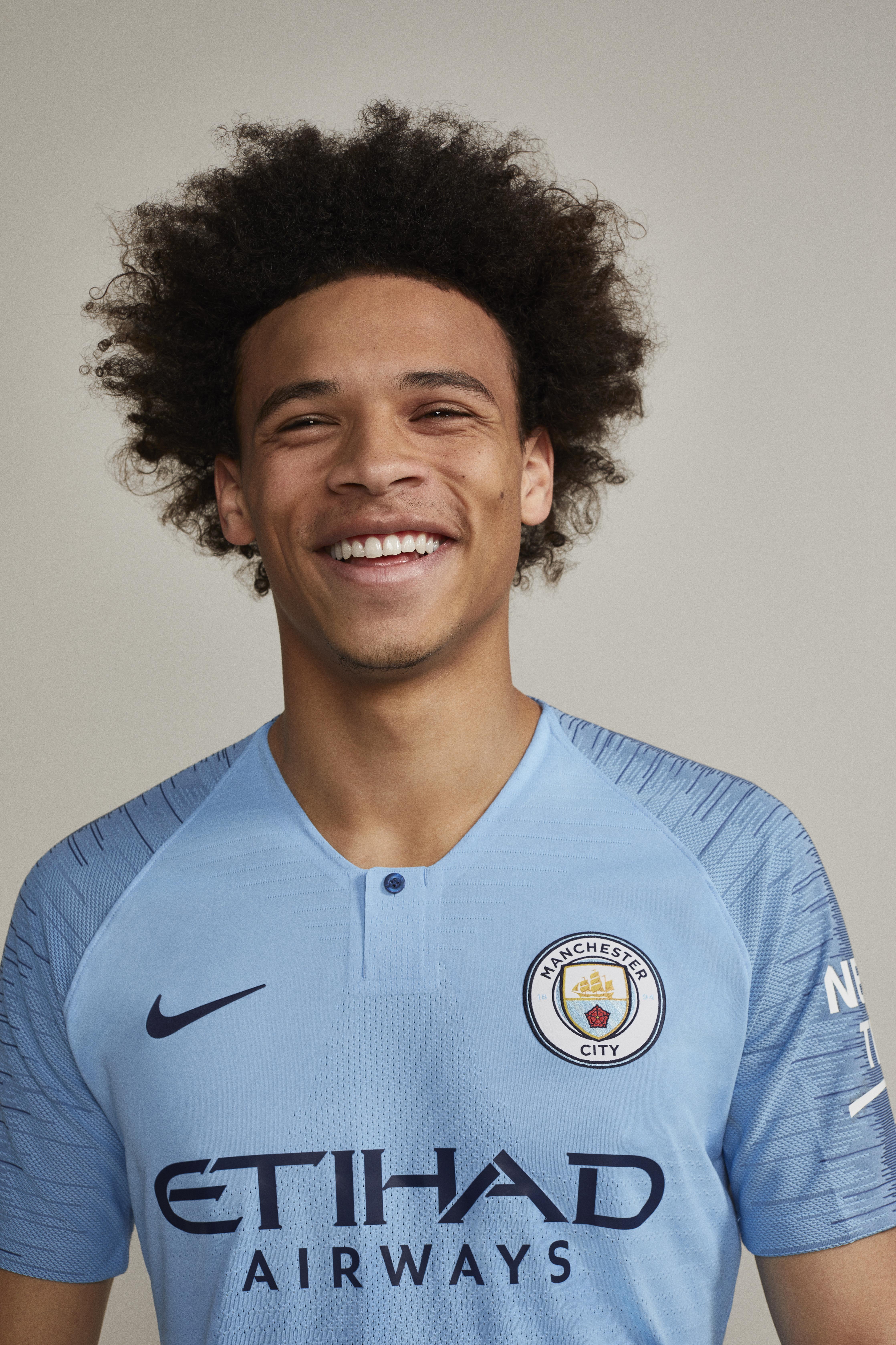 f5b9a024e The new 2018 19 Manchester City home kit is available at mancity.com shop  and nike.com