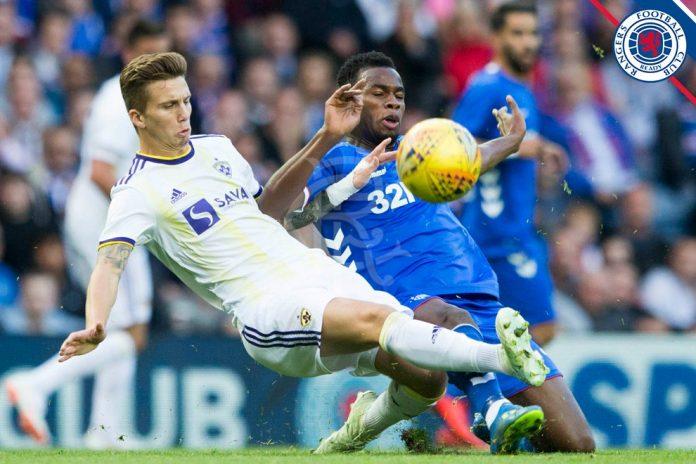 Image result for Steven Gerrard raves about Rangers midfielder Lassana Coulibaly