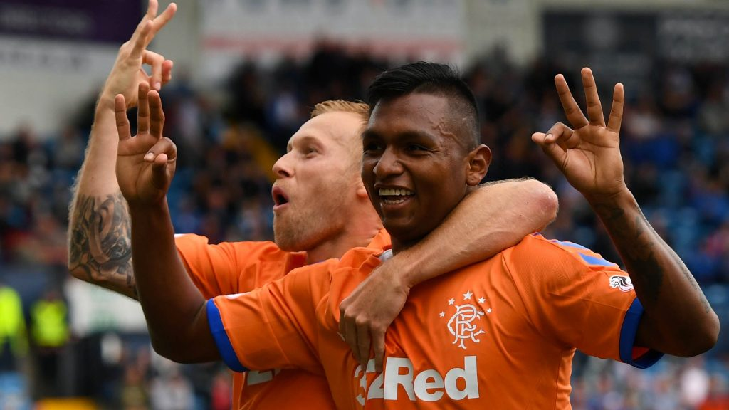 Rangers 'resigned to losing Alfred Morelos with Leicester, Newcastle and Villa interested'