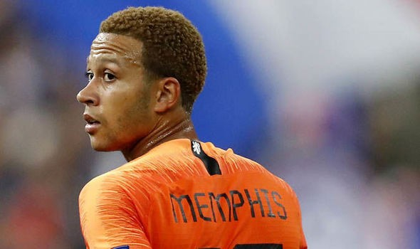 Memphis Depay would be a superb signing for Tottenham