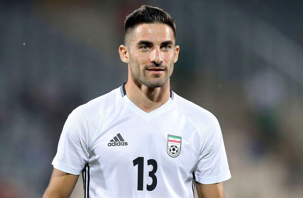 Leeds United keen on KAA Gent left-back Milad Mohammadi ...