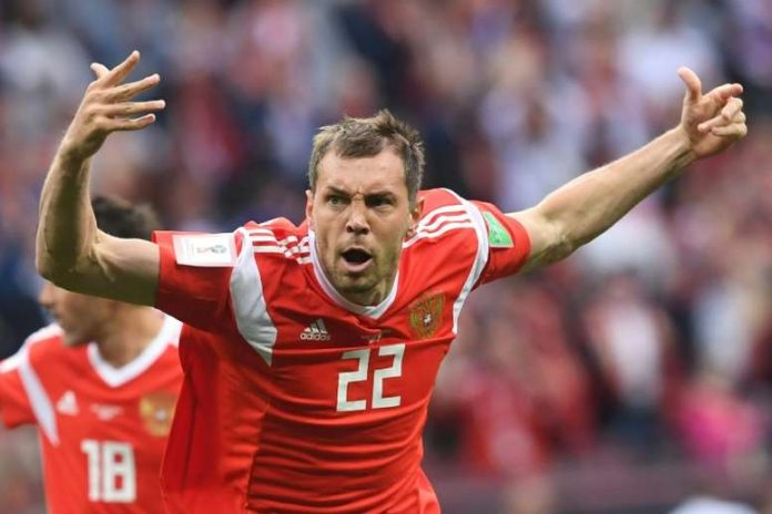 Opinion Zenit St Petersburg Striker Artem Dzyuba Can Be The Perfect Fernando Llorente Replacement At Tottenham Sportslens Com