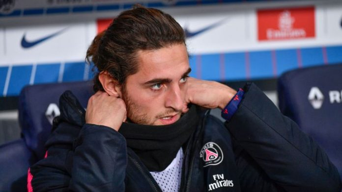 Adrien Rabiot to return to Turin today