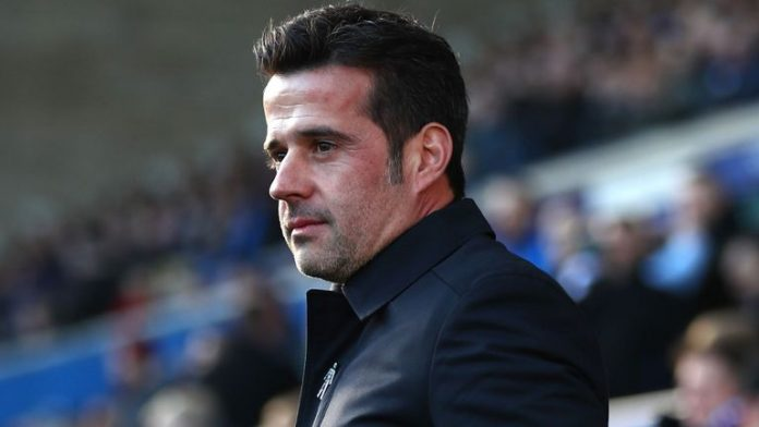 Marco Silva on shaky ground again at Everton