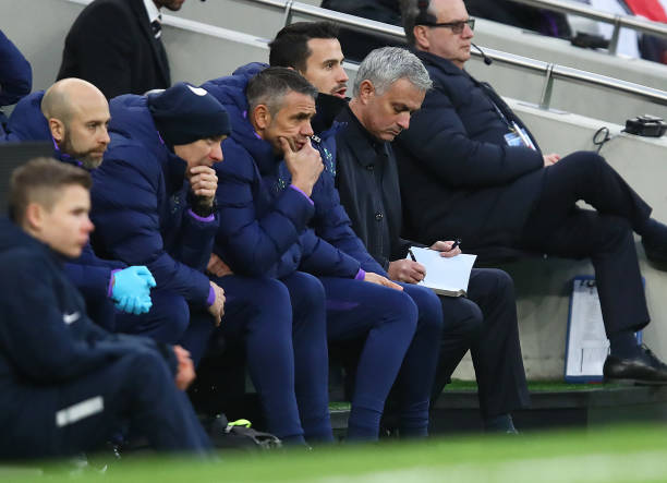 EPL: Mourinho reveals why he wants to play Arsenal after Emery's sack