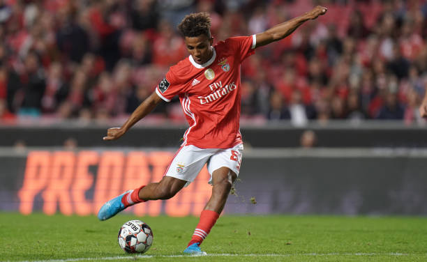 Benfica's Gedson Fernandes due for medical before loan move to Spurs