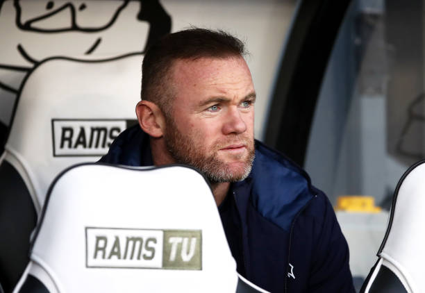 Wayne Rooney appointed new manager of Derby County FC