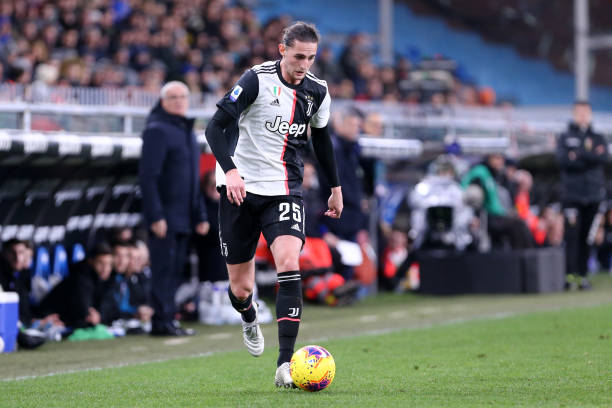 Juventus chief Paratici rules out Adrien Rabiot, Emre Can exits