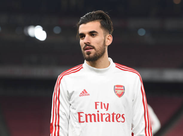 Ceballos: 'I'm under contract at Real Madrid, I'm not over the hill'