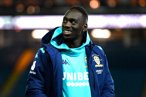Leeds sign striker Jean-Kevin Augustin