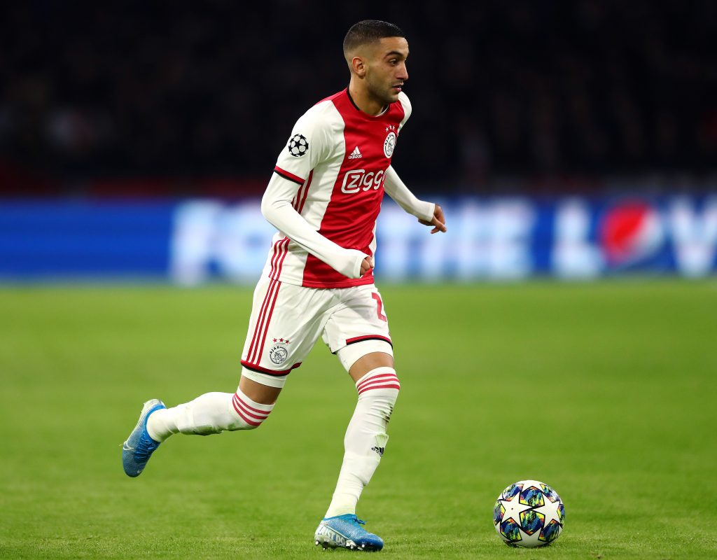 Hakim Ziyech Agrees on Five-Year Contract with Chelsea