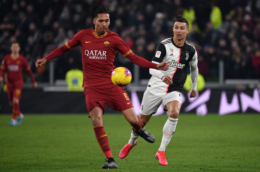Roma boss Fonseca: I'll do everything to keep Smalling