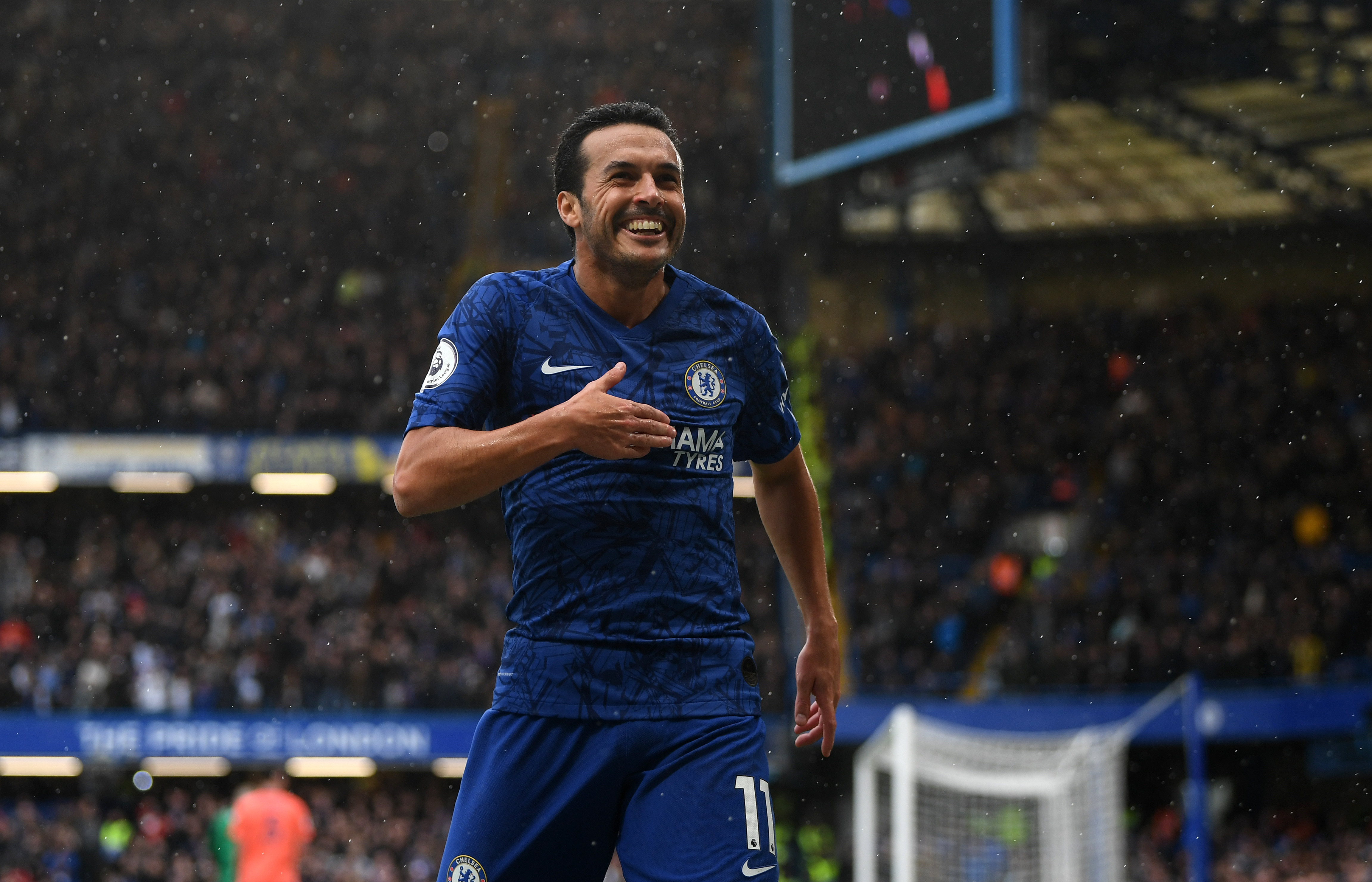 Spanish forward Pedro Rodriguez confirms he will terminate his ...