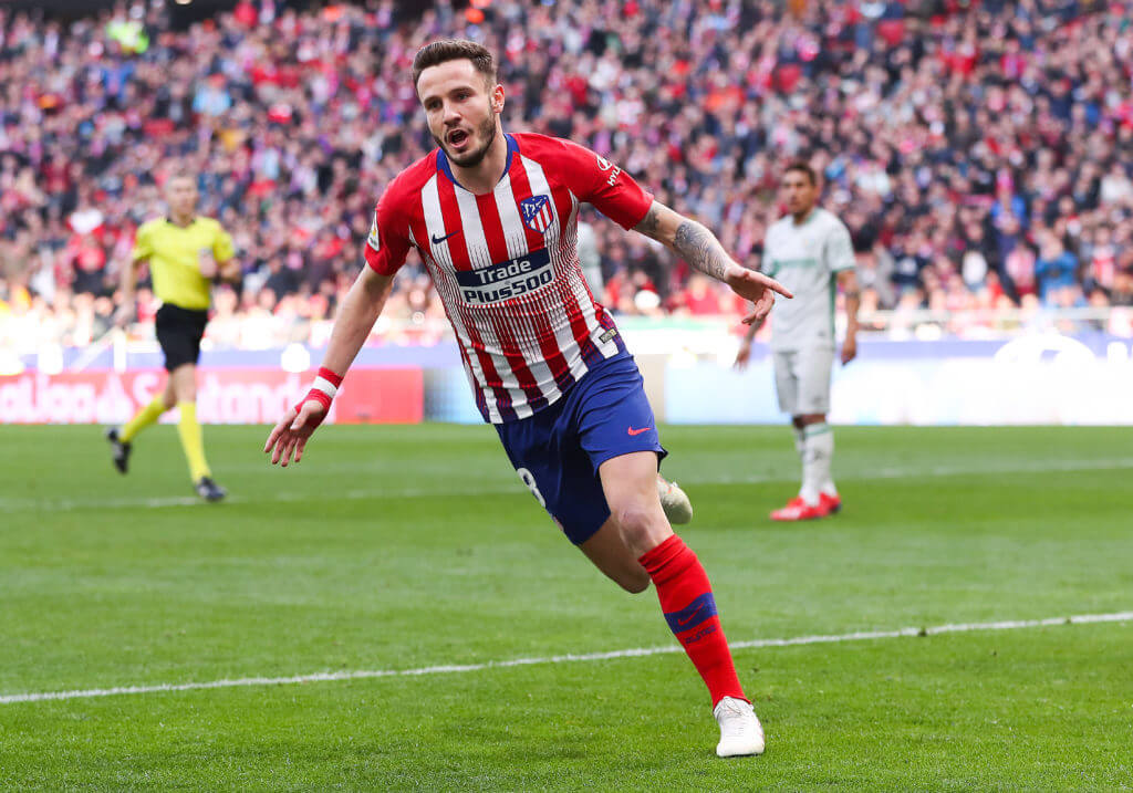 Transfer Rumours-Manchester Ready To Buy Madrid's Saul Niguez