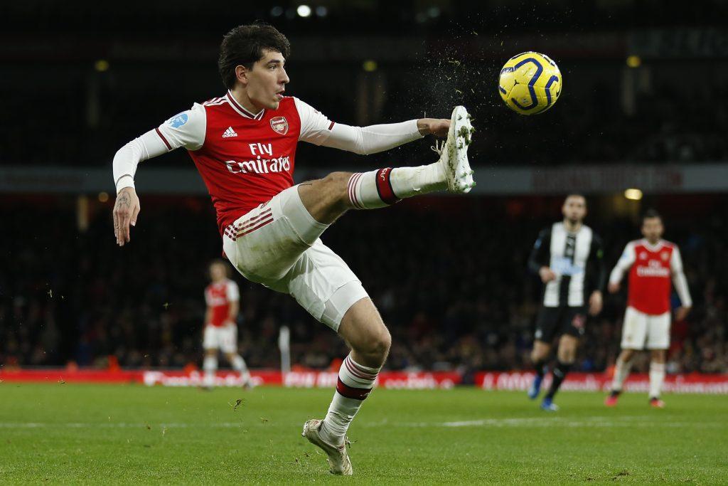 PSG launch bid for Arsenal right-back Hector Bellerin