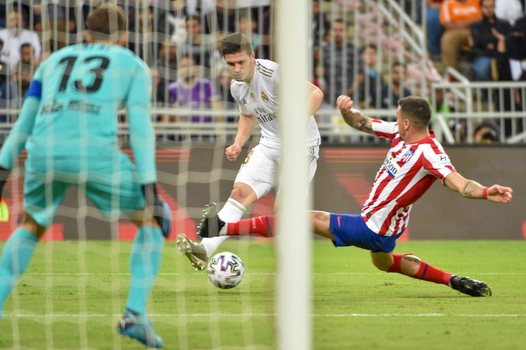 Report: Liverpool eye Jose Gimenez transfer - Sportslens.com