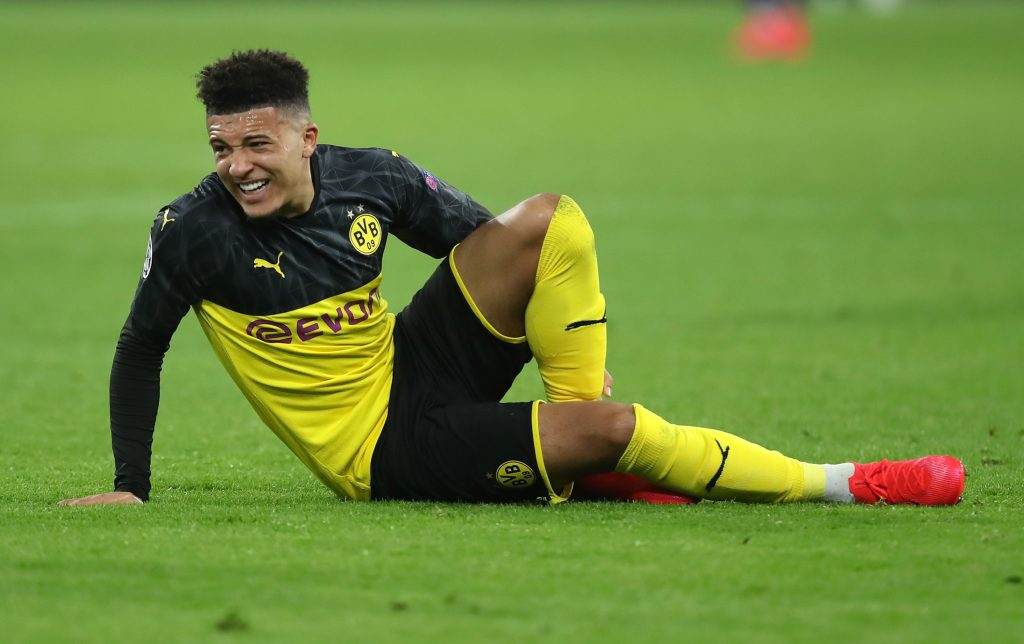 The reasons Jadon Sancho would choose Manchester United ahead of Chelsea
