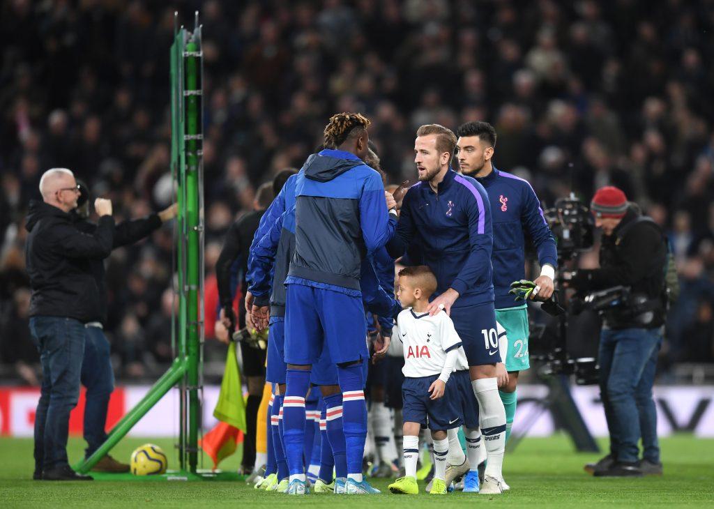 Chelsea striker Abraham: Just training with Kane is insane
