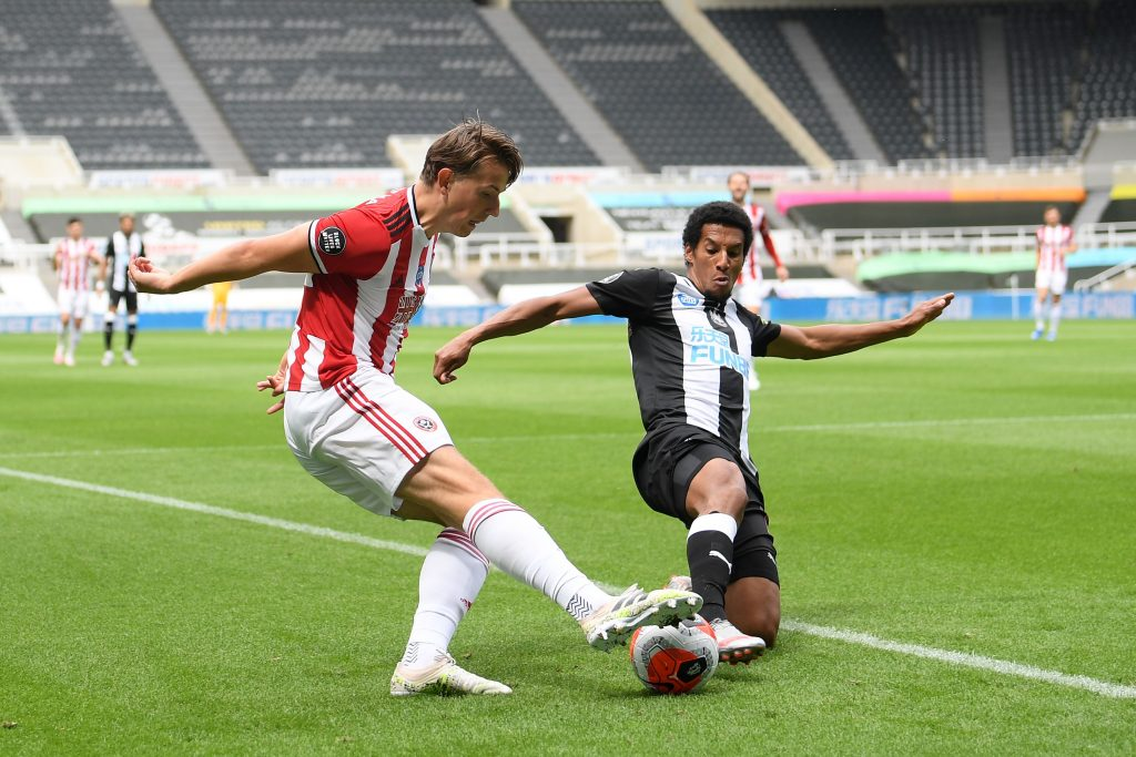 Newcastle fans react to Isaac Hayden's display vs ...