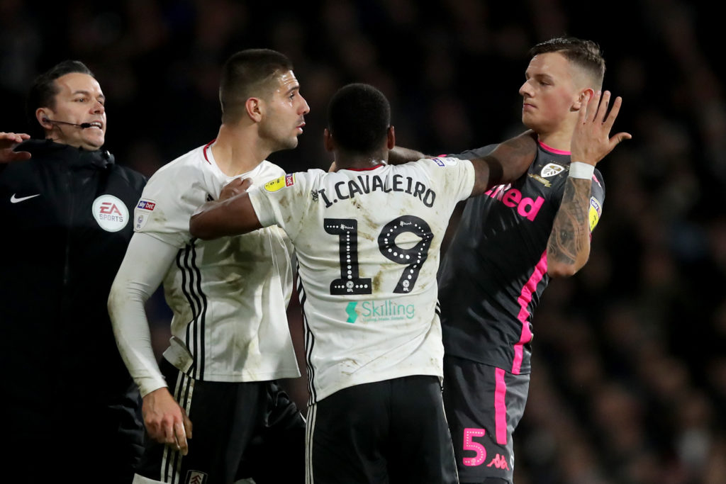 Aleksandar Mitrovic banned for three Fulham games following incident against Leeds