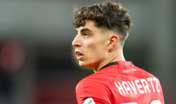 Leverkusen director says Kai Havertz may go away this summer season 5
